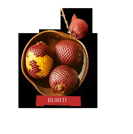 Soins du corps Ekos Buriti