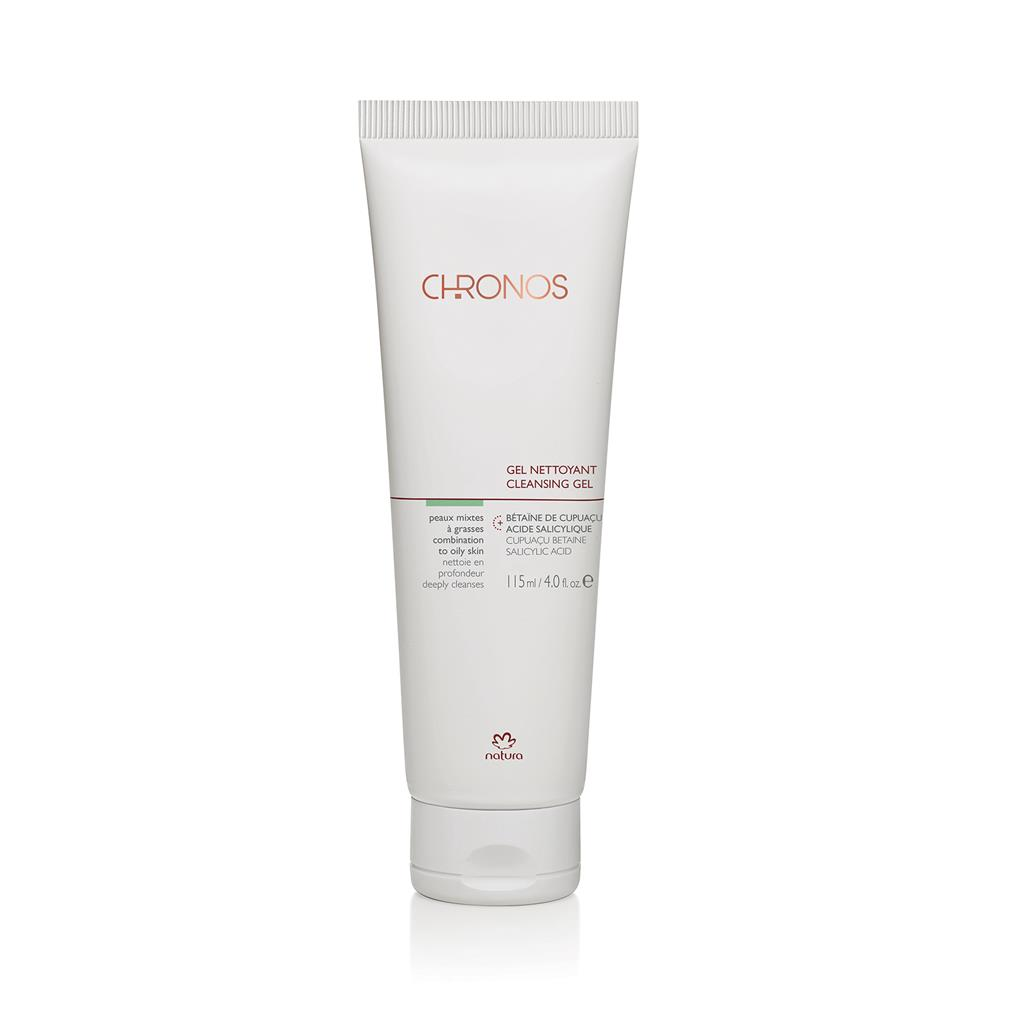 CLEANSING GEL - COMBINATION TO OILY SKIN - CHRONOS