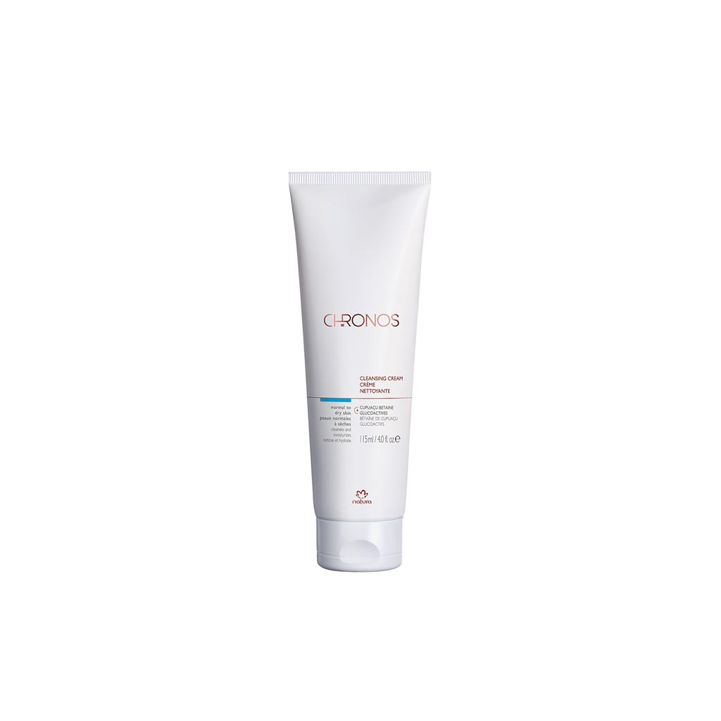 CLEANSING CREAM - NORMAL TO DRY SKIN - CHRONOS