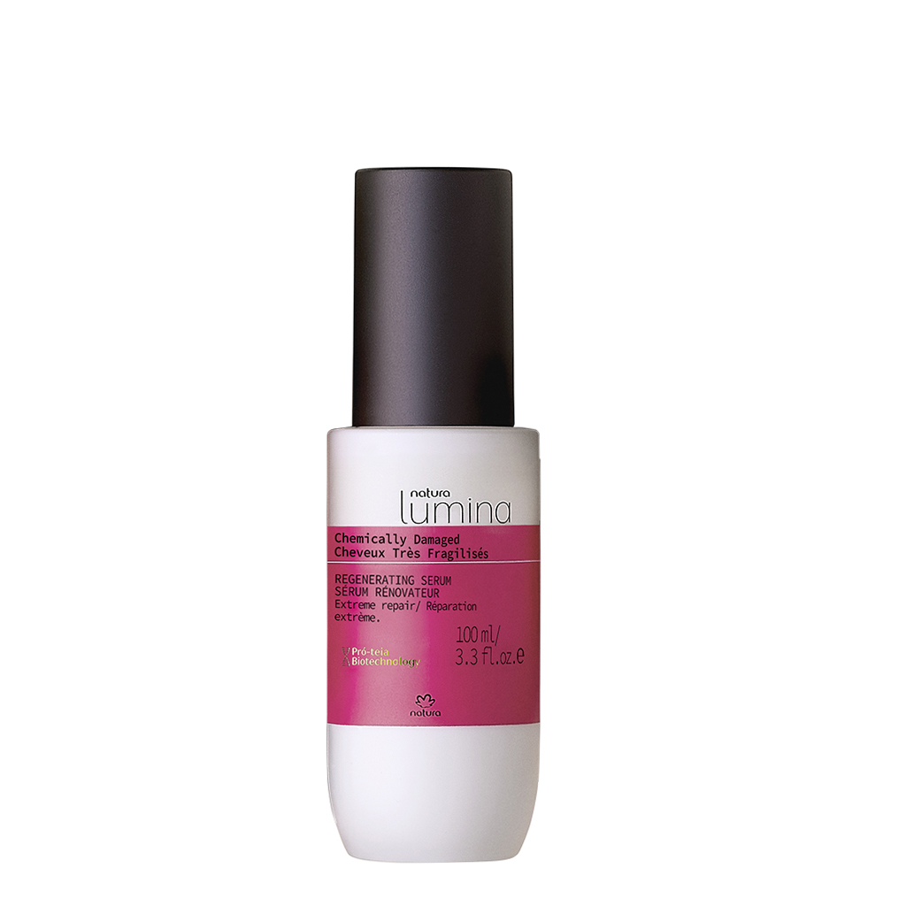 REGENERATING DAMAGED HAIR SERUM - LUMINA - 100ML