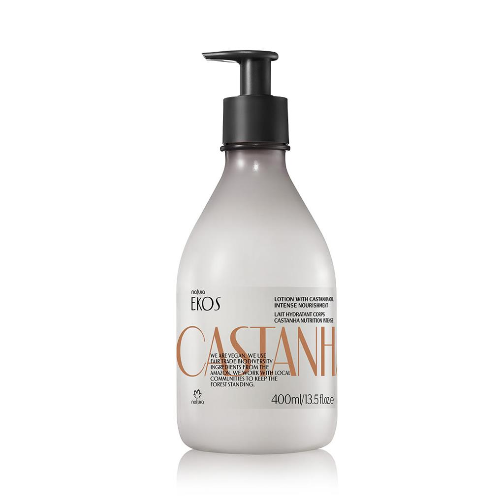 BODY LOTION CASTANHA - EKOS - 400ML