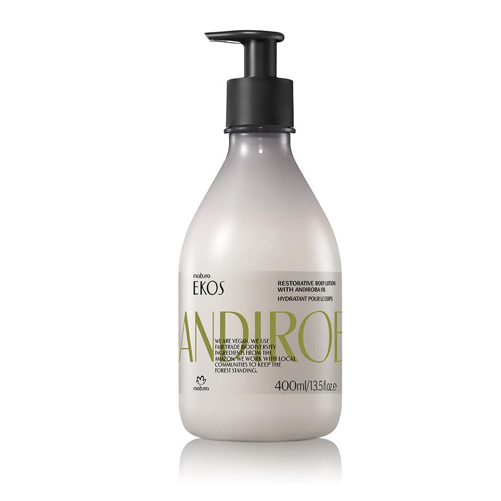 BODY LOTION ANDIROBA - EKOS - 400ML