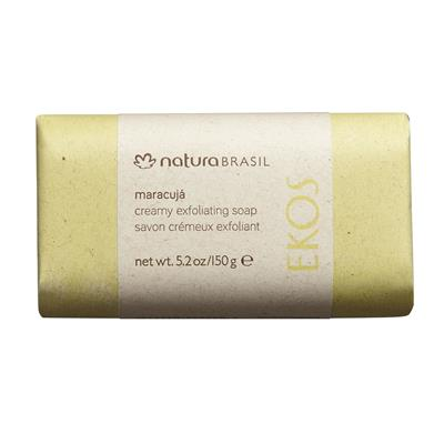 MARACUJÁ CREAMY EXFOLIATING SOAP BAR - 150G