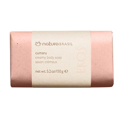 CUMARU CREAMY BAR SOAP - EKOS - 150G
