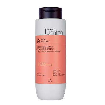 NOURISHING DRY HAIR SHAMPOO - LUMINA - 300ML