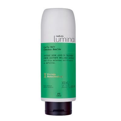 INTENSE SHINE LEAVE-IN TREATMENT - LUMINA - 300ML