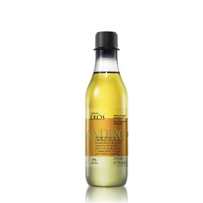 ANDIROBA THREE-PHASE SHOWER OIL - EKOS - 200ML
