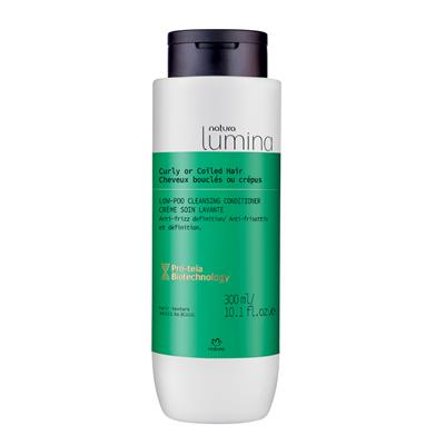 LOW-POO CLEANSING CONDITIONER COILY HAIR - LUMINA