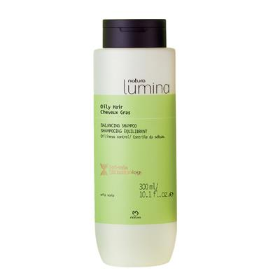 BALANCING SHAMPOO OILY HAIR - LUMINA - 300ML